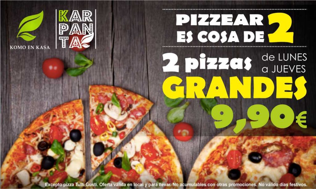 ofertas-pizzas-karpanta-sevilla