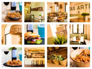 collage karpanta restaurante